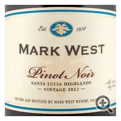 Mark West 'Santa Lucia' Pinot Noir 2016