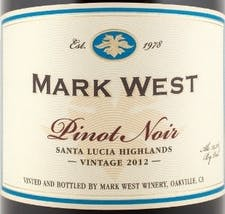 Mark West 'Santa Lucia' Pinot Noir 2015