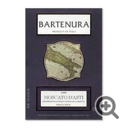 Bartenura 'Blue Label' Moscato 2017