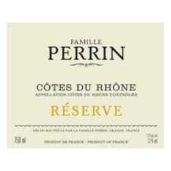 Perrin Famille 'Reserve' Blanc 2017 image