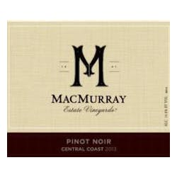 MacMurray Ranch 'Central' Pinot Noir 2016 image