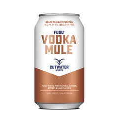 Cutwater Spirits Vodka Mule Cans 355ml image