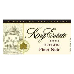 King Estate Winery Pinot Noir 2015 image