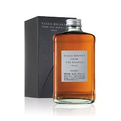 Nikka 'Whisky From The Barrel' 102.8prf Whisky 750ml image