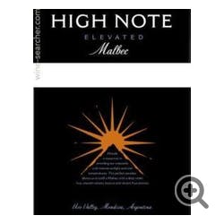 High Note 'Elevated' Malbec 2016