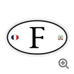 Orin Swift Locations 'F-5' French Red Wine 2015