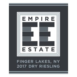 Empire Estate 'Dry' Riesling 2017 image