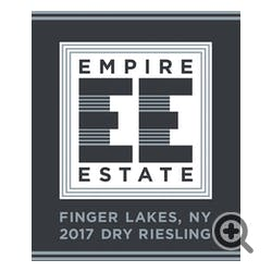 Empire Estate 'Dry' Riesling 2017