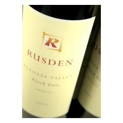 Rusden  Shiraz Black Guts 2004 image