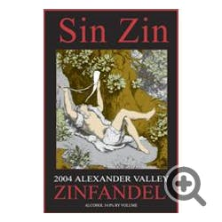 Alexander Valley Vineyards Sin Zin Zinfandel 2009