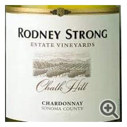 Rodney Strong 'Chalk Hill' Chardonnay 2016