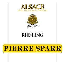 Pierre Sparr Riesling 2016 image