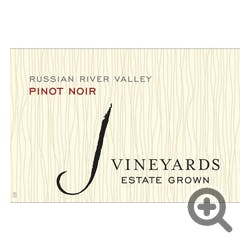 J Vineyards 'Russian River' Pinot Noir 2016