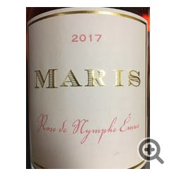 Chateau Maris Rose de Nymphe Emue 2017