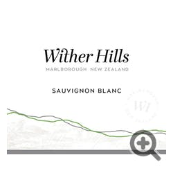 Wither Hills Sauvignon Blanc 2017