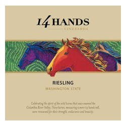 14 Hands Riesling 2016 image
