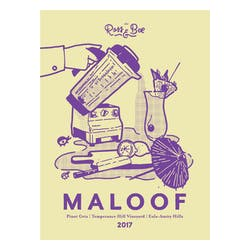 "Maloof ""Temperence Hill"" Pinot Gris 2017 image"