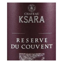 Chateau Ksara 'Reserve Du Couvent' Red 2016 image