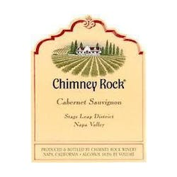 Chimney Rock Winery Stags Leap Cab Sauv 2015