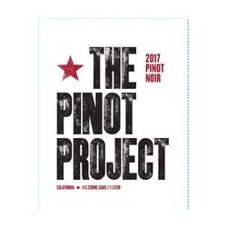 The Pinot Project Pinot Noir 2017