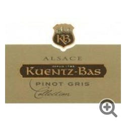 Kuentz-Bas 'Tradition' Pinot Gris 2015