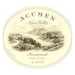 Acumen Mountainside Red Wine 2014 image