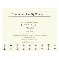 Clendenen Family Vineyards Nebbiolo 'PIP' 2014 image