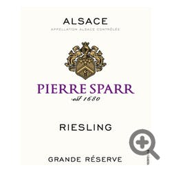 Pierre Sparr Riesling 2017