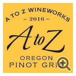 A to Z Pinot Gris 2017