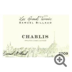 Samuel Billaud Chablis 2016
