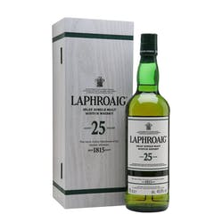 Laphroaig 25year Cask Strength Islay 97.8proof image