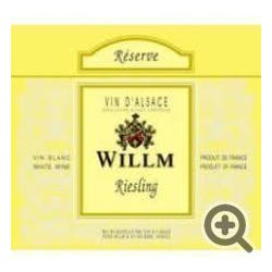 Alsace Willm Riesling Reserve 2017