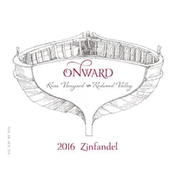 Onward Wines 'Knox Vineyard' Zinfandel 2016 image