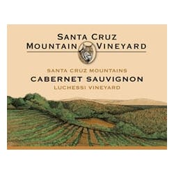 Santa Cruz Mountain Vineyard 'Luchessi' Cabernet Sauv 2014 image