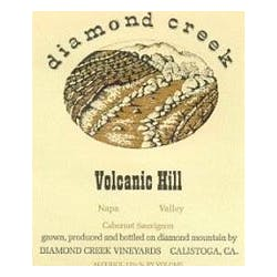 Diamond Creek 'Volcanic Hill' Cabernet Sauvignon 2003 image