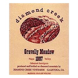 Diamond Creek 'Gravelly Mead' Cabernet Sauvignon 2003 image