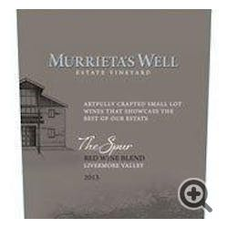 Murrieta's Well 'The Spur' Red 2016