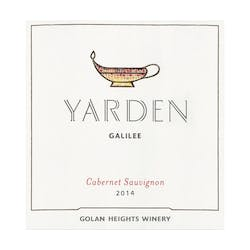Golan Heights Winery 'Yarden' Cabernet Sauv 2015