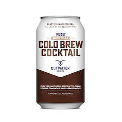 Cutwater Spirits 'Cold Brew' Cans