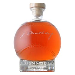 Cooperstown Abner Doubleday Whiskey 90proof 750ml image