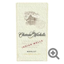 Chateau Ste. Michelle 'Indian Wells' Merlot 2016