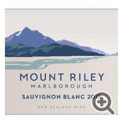 Mount Riley Sauvignon Blanc 2018