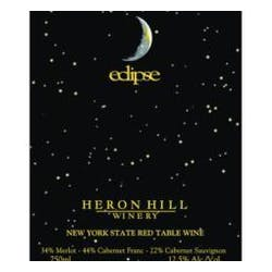 Heron Hill Winery 'eclipse' Red 2016 image