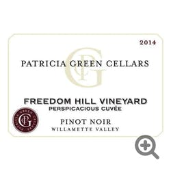 Patricia Green 'Freedom Hill' Pinot Noir 2017
