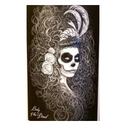 Frias Family Lady of the Dead Red Blend 2015 image