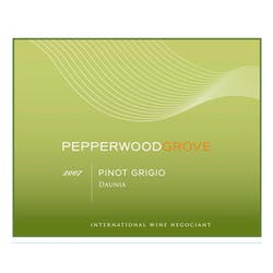 Pepperwood Grove Pinot Grigio NV image