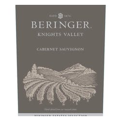 Beringer 'Knights Valley' Cabernet Sauvignon 2016 image
