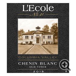 L'Ecole No 41 Columbia Valley Old Vines Chenin Blanc 2017