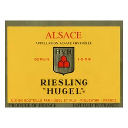 Hugel Classic Riesling 2016 image