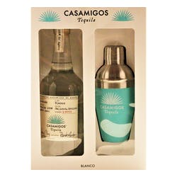 Casamigos 'Blanco' Tequila 750ml with Shaker image